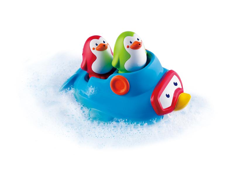 B-Kids Tučňáci ve člunu