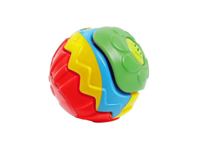 Puzzle míček 3v1