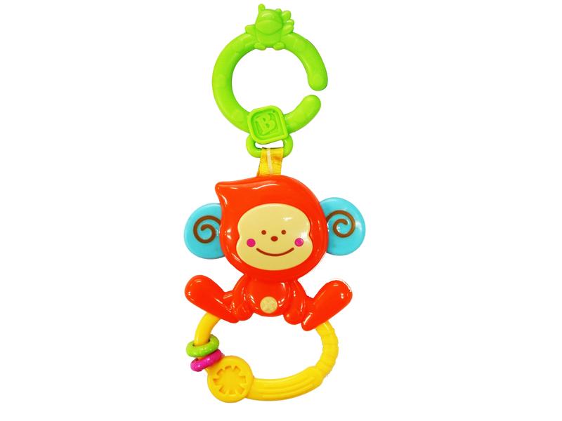 Kousátko se zvuky opička