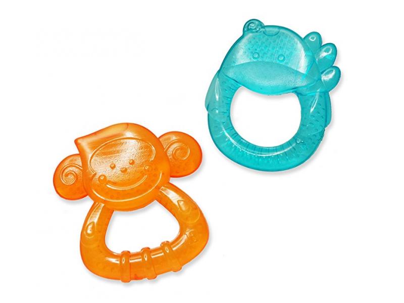 B-Kids Chladící kousátko Opička 2 ks