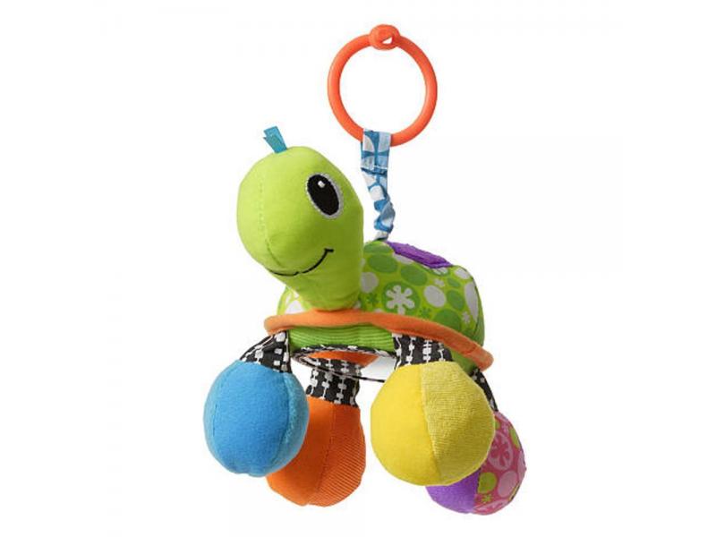 Infantino závesná korytnačka so zrkadlom