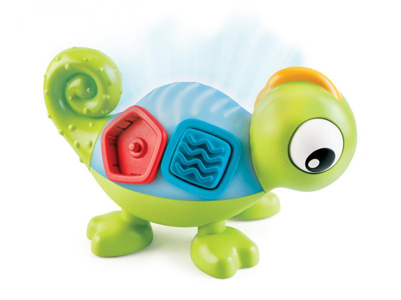 Senzorický svítící Chameleon