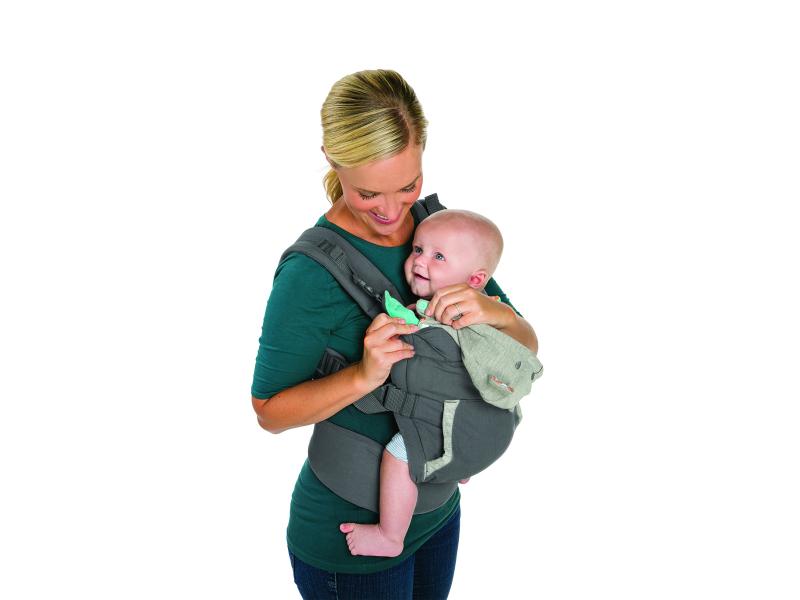 Infantino nosič Cuddle Up