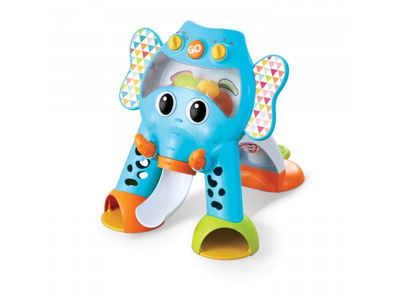 B-KIDS Senzorický slon Activity