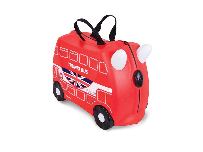 Kufřík + odrážedlo Autobus