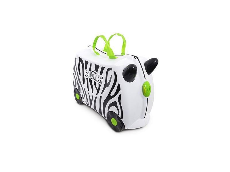 Kufřík + odrážedlo zebra Zimba