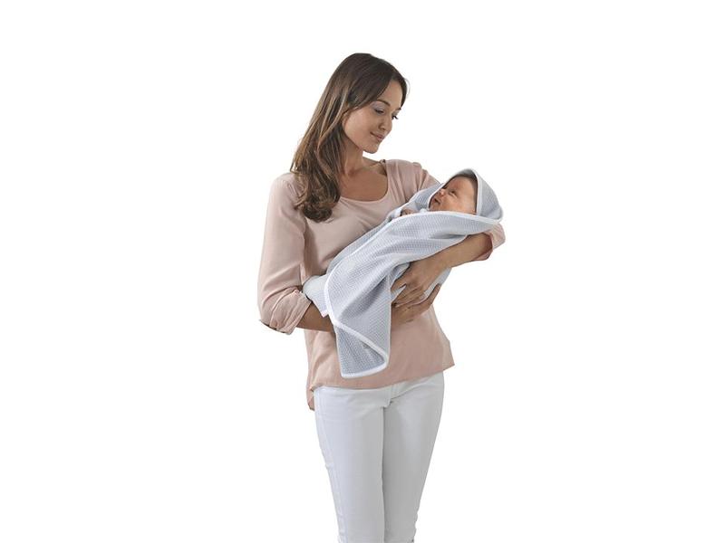 Babynomade 0-6m pruhovaná