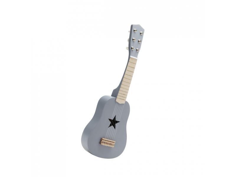 Kytara dřevěná Grey