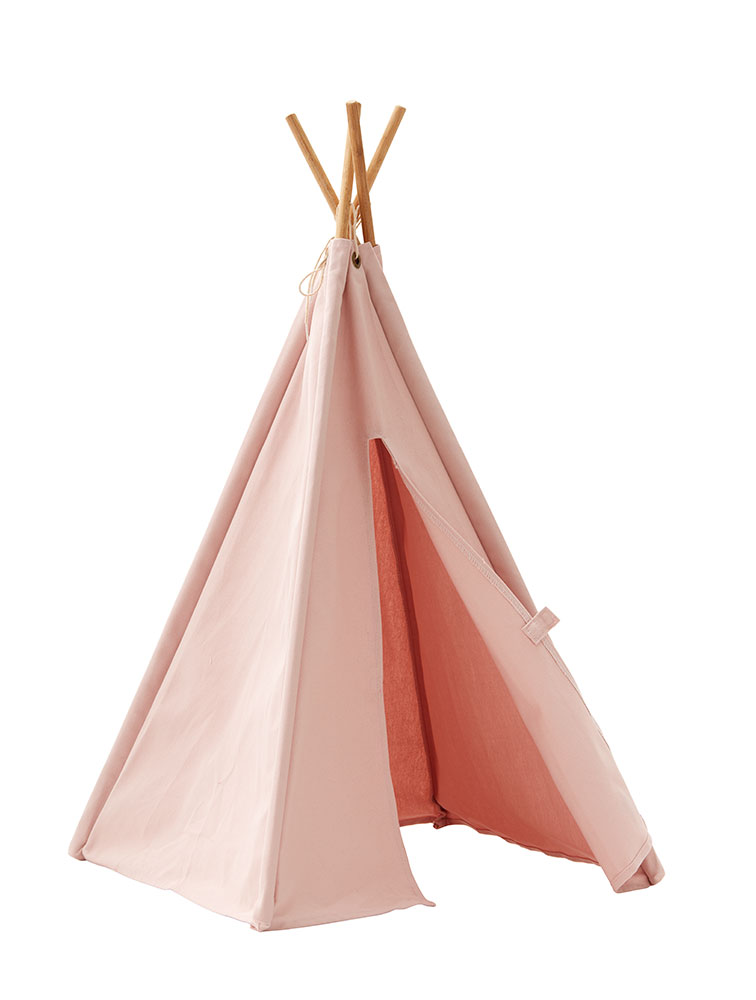 Mini stan teepee Pink