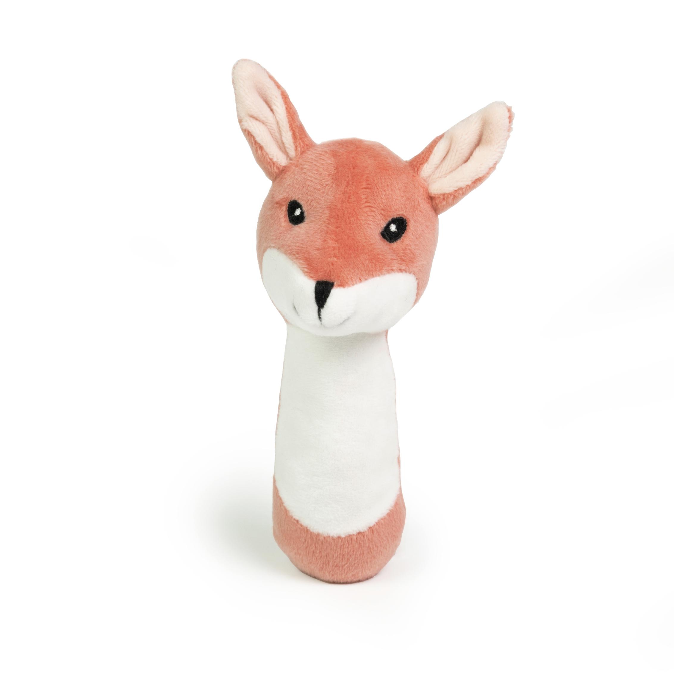 Chrastítko plyšové liška Edvin