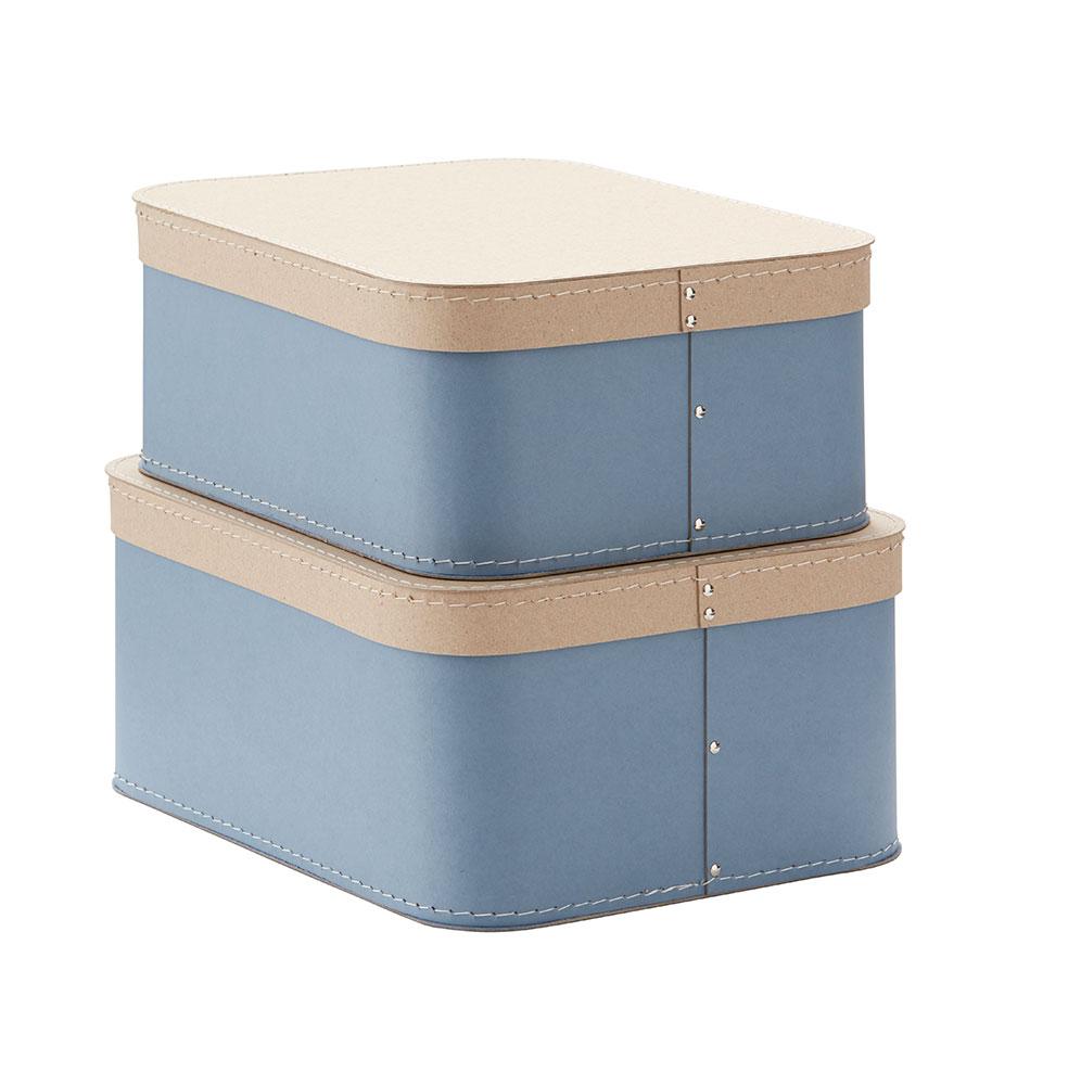 Krabice 2 ks Blue