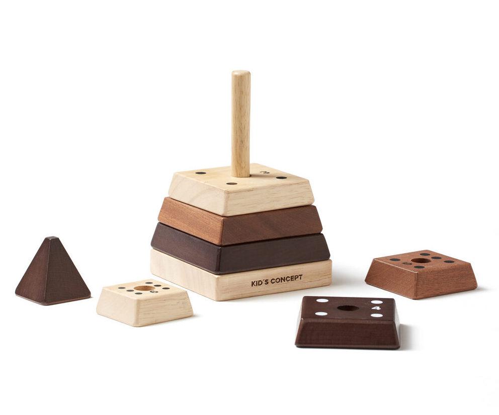 Pyramida dřevěná Neo