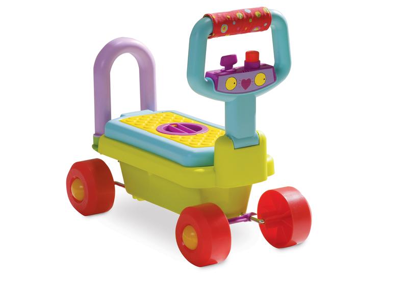 Taf Toys 4 v 1 vozítko SKLADOM