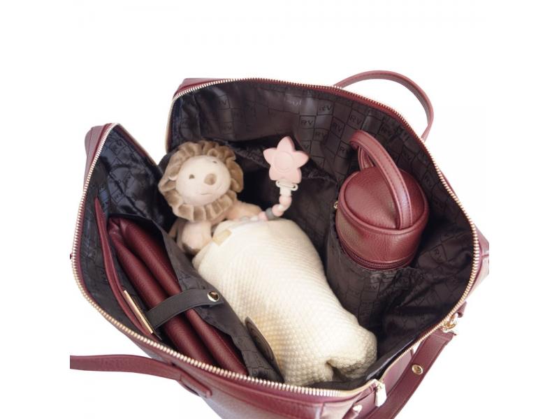 Přebalovací taška Roberto Verino Red Wine