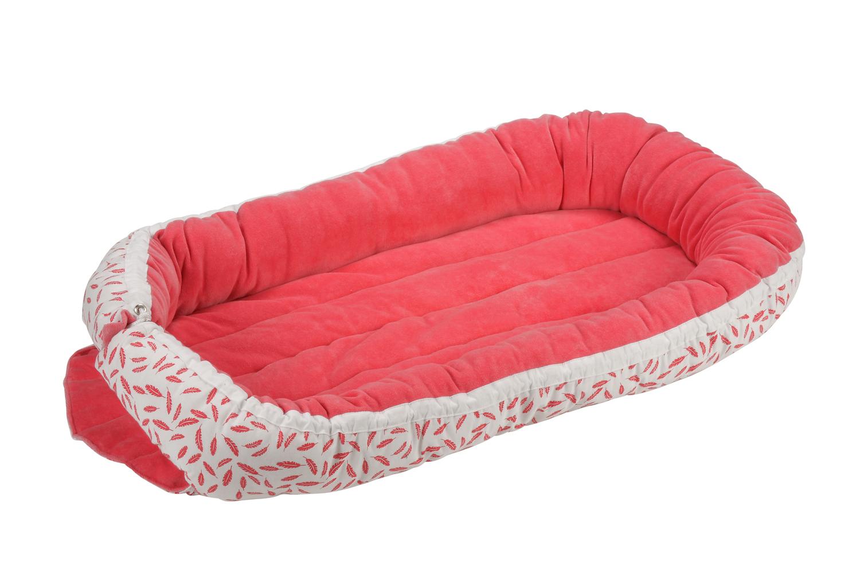 Hniezdo pre bábätko ružové