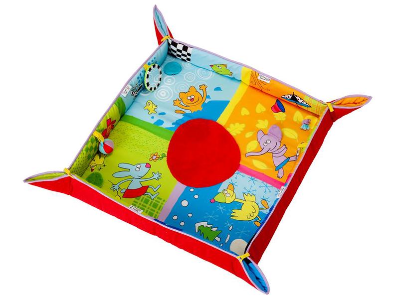 Taft Toys Hrací deka 4 roční období