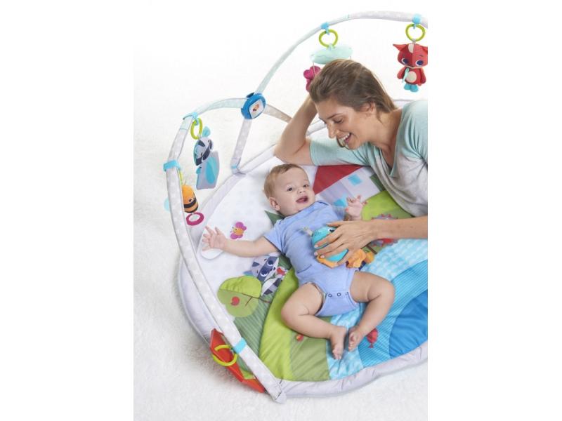 Tiny Love Hrací deka s hrazdou Meadow Days™ Dynamic Gymini™