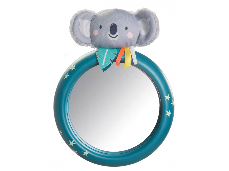 TAF TOYS spätné zrkadlo do auta Koala