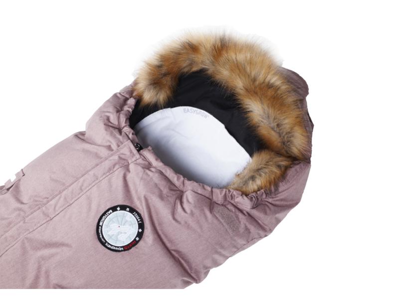EasyGrow Fusak zimní NATURE Pink Melange