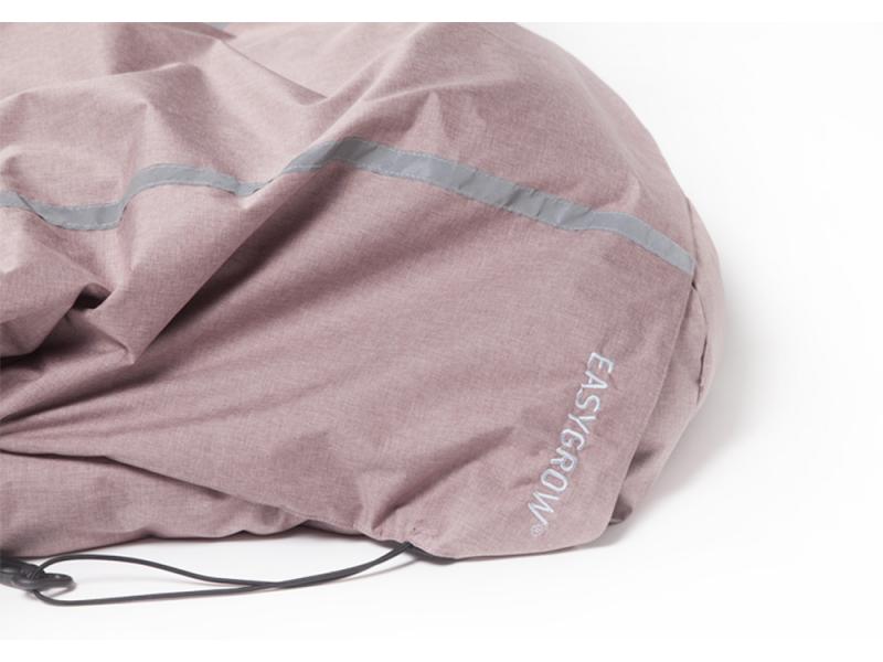 Easygrow nánožník COVER Reflex Pink Melange