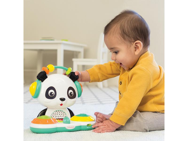 Hudební DJ Panda
