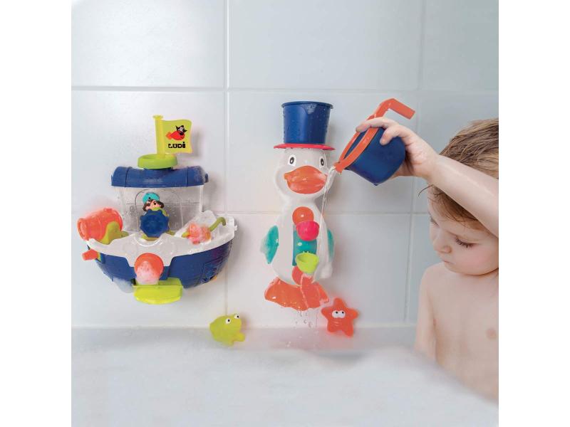 Dárková sada hraček do koupele