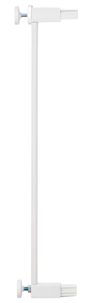 Rozšírenie zábrany 7 cm White