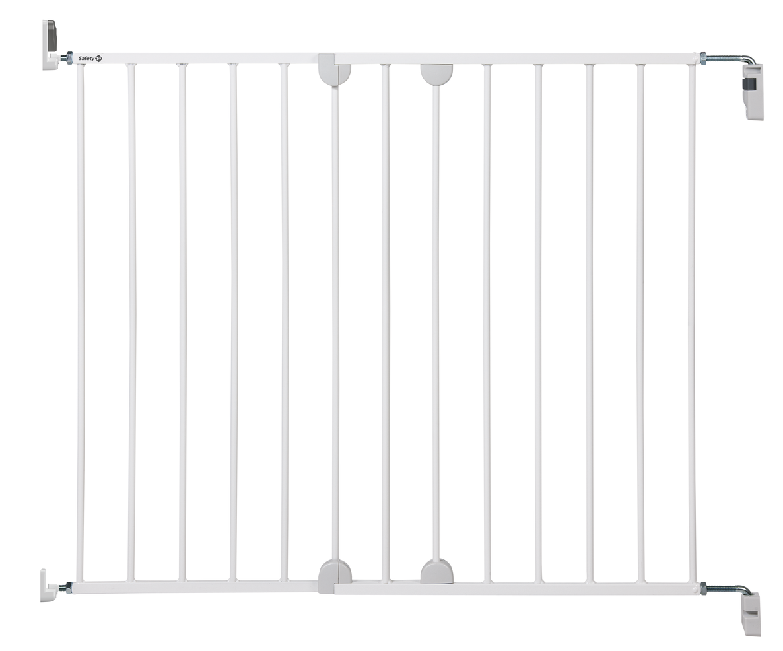 Zábrana Wall Fix Extending Metal White