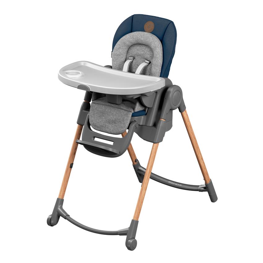 Minla rastúca stolička Essential Blue
