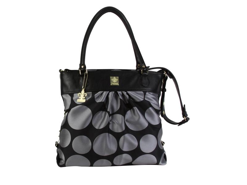 Přebalovací taška The Wild Side Bag Bubbless Silver
