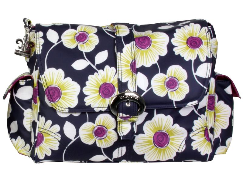 Přebalovací taška Buckle Bag Jewel Daisies