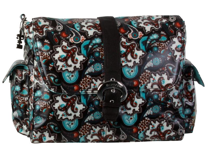 Přebalovací taška Buckle Bag Safari Paisley