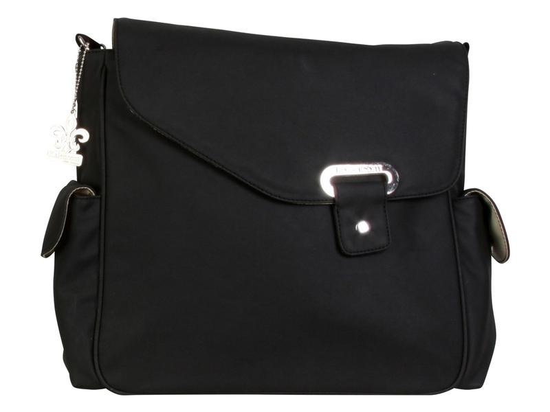 Přebalovací taška Vegan Black