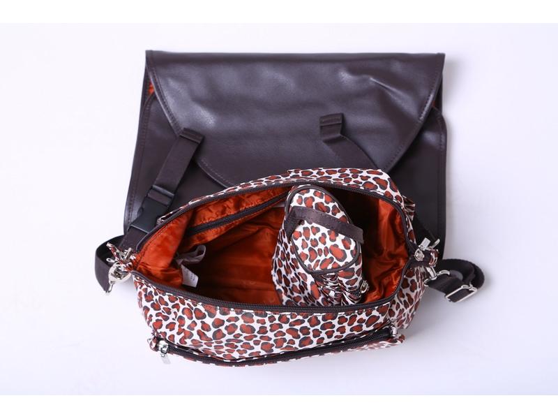 Přebalovací taška Sidekick Safari Cheetah