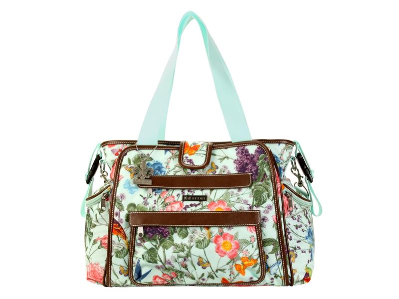 Přebalovací taška Nola Springtime