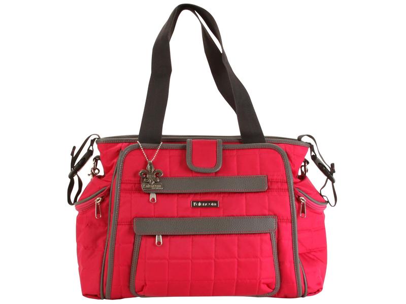 Přebalovací taška Nola Quilted Nylon-Vivacious