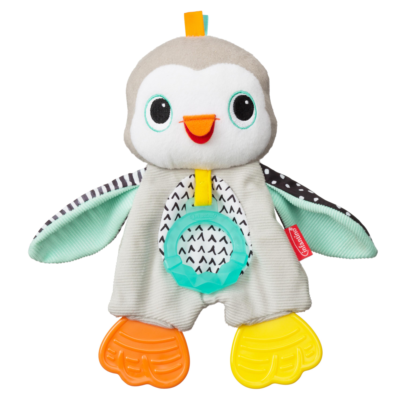Maznáčik tučniak s hryzátkami