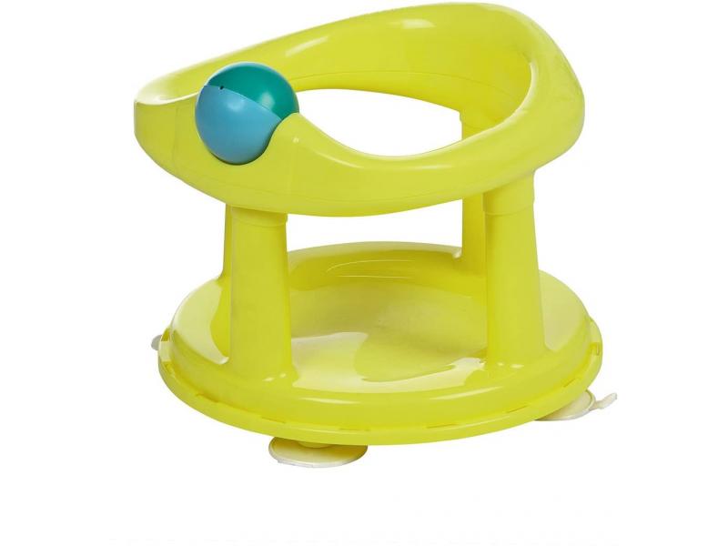 Dětské sedátko do vany otočné Lime