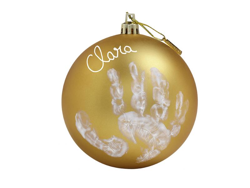 Vánoční koule Christmas Ball Gold