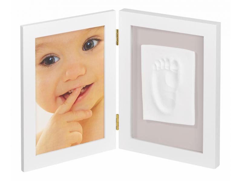 Baby Art Rámeček Photo Frame Baby Print White