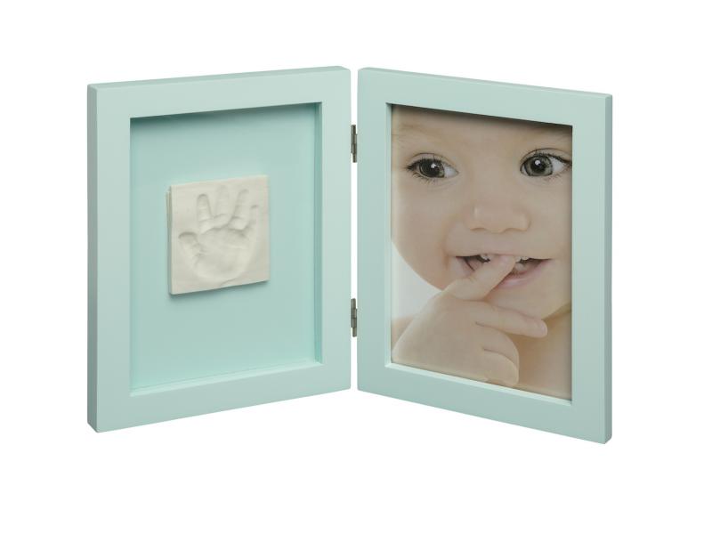 BABY ART Rámeček Photo Frame Baby Print Menthol