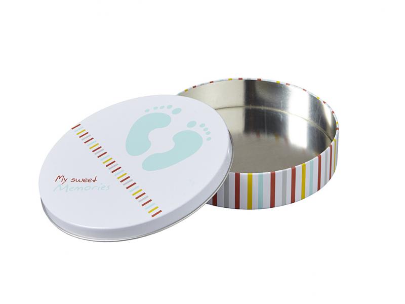 Baby Art Sada pro otisk Baby Prints Box