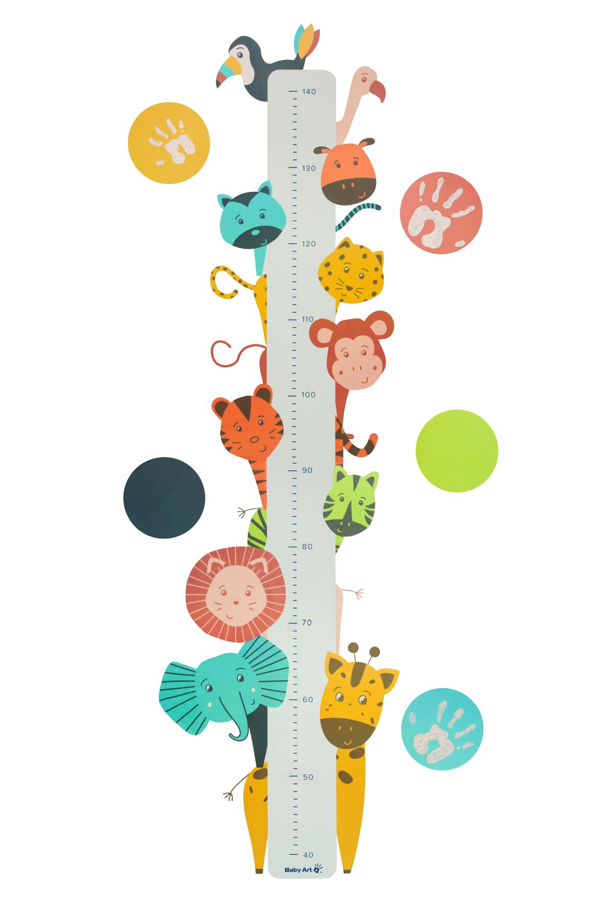 Detský meter Growing Chart