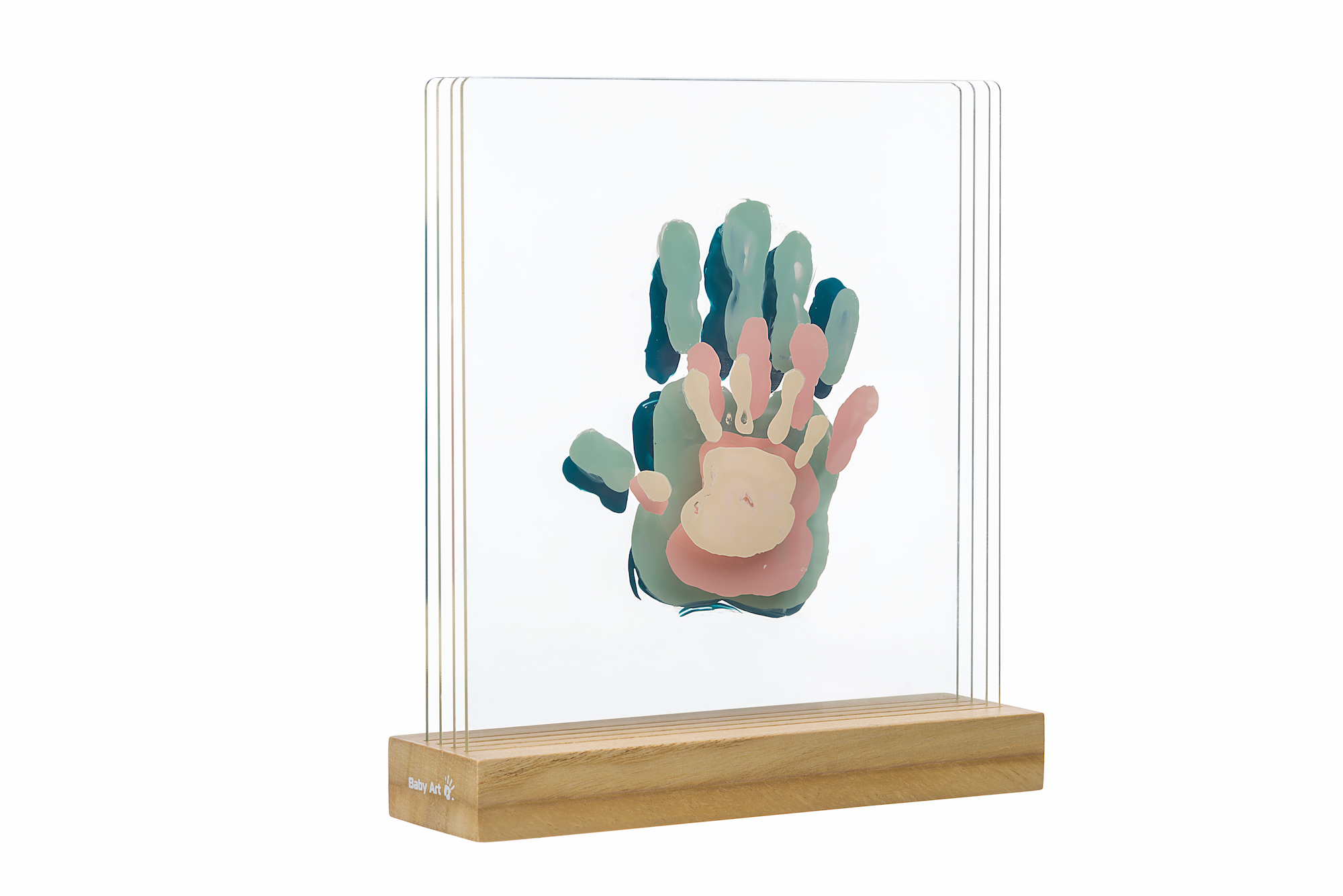 Family Prints Wooden