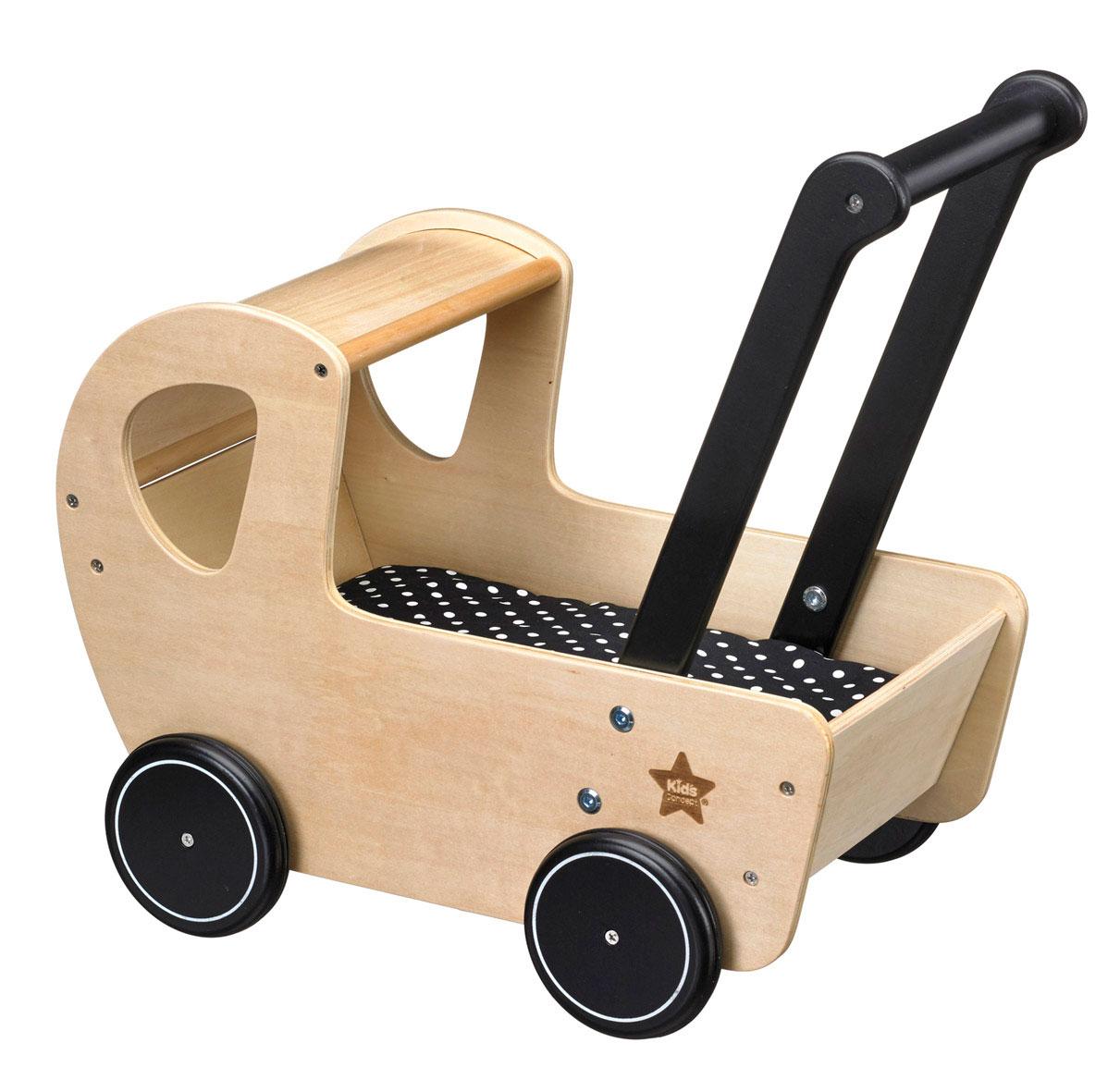 Kočiarik drevený Neo natural