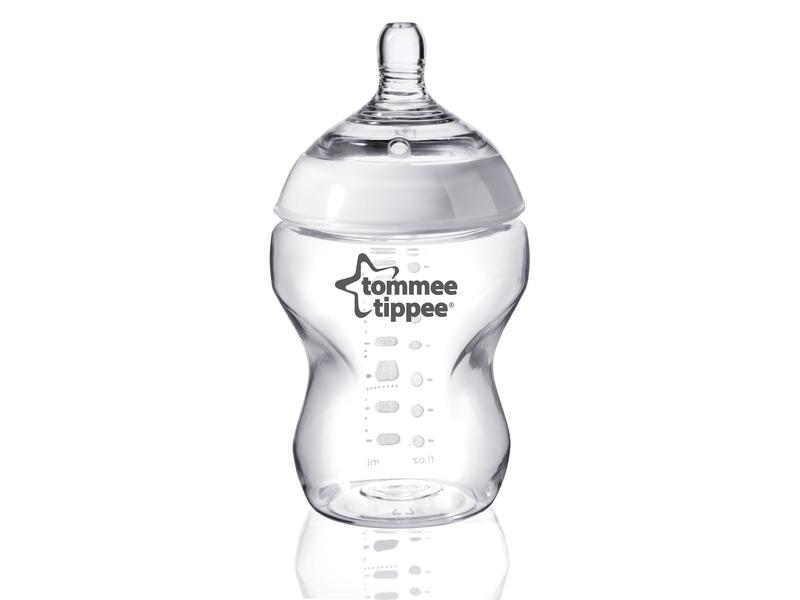 Tommee Tippee Kojenecká láhev C2N, 1ks 260ml, 0+m
