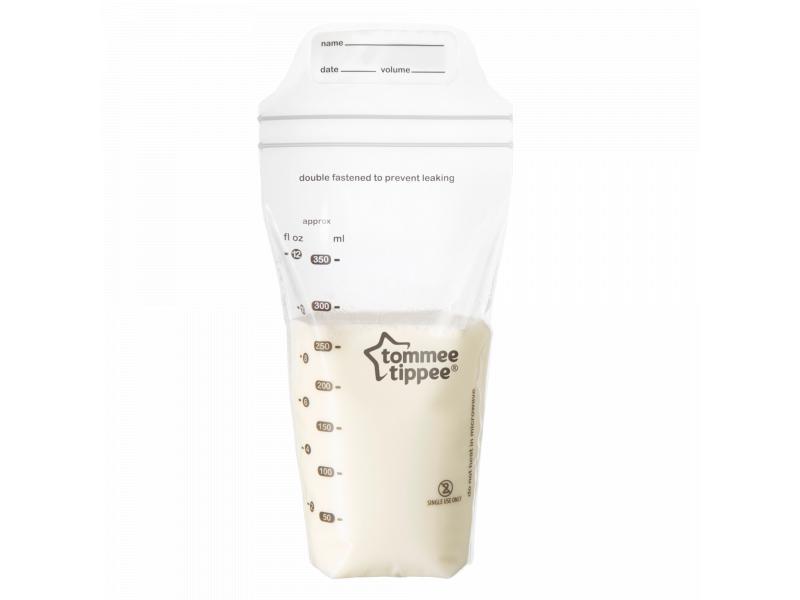 Sáčky na mateřské mléko 36ks