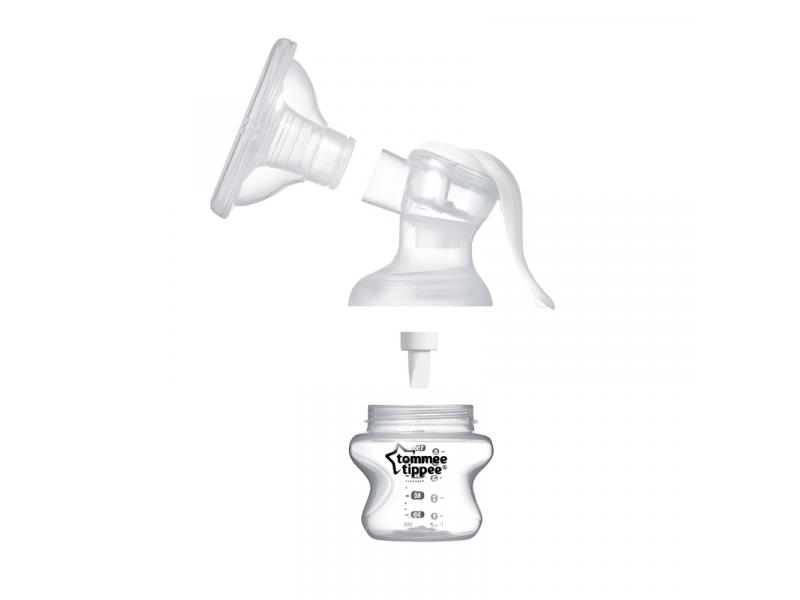 Sada kojeneckých lahviček C2N se sterilizátorem a odsávačkou