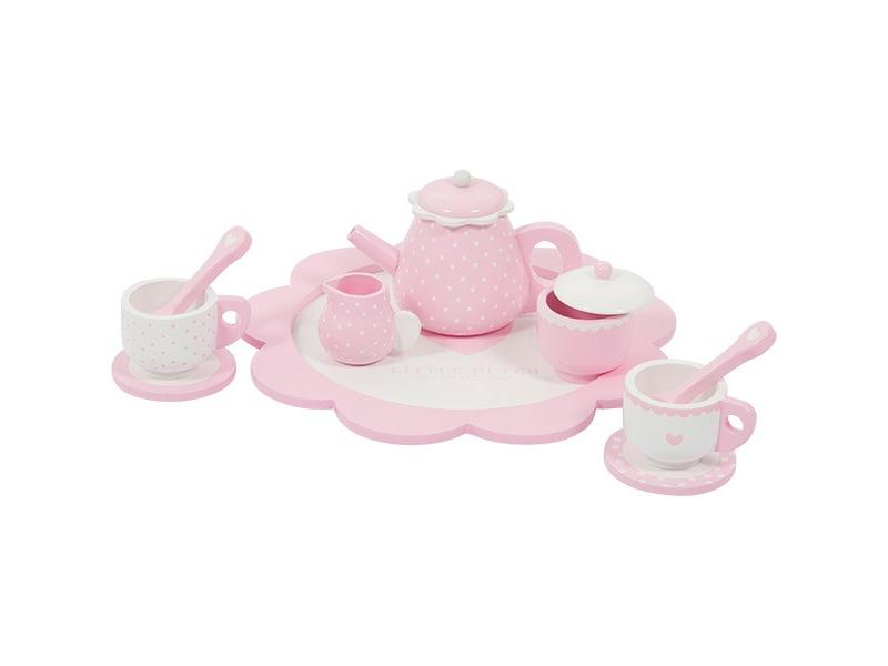 Little Dutch čajová sada pink