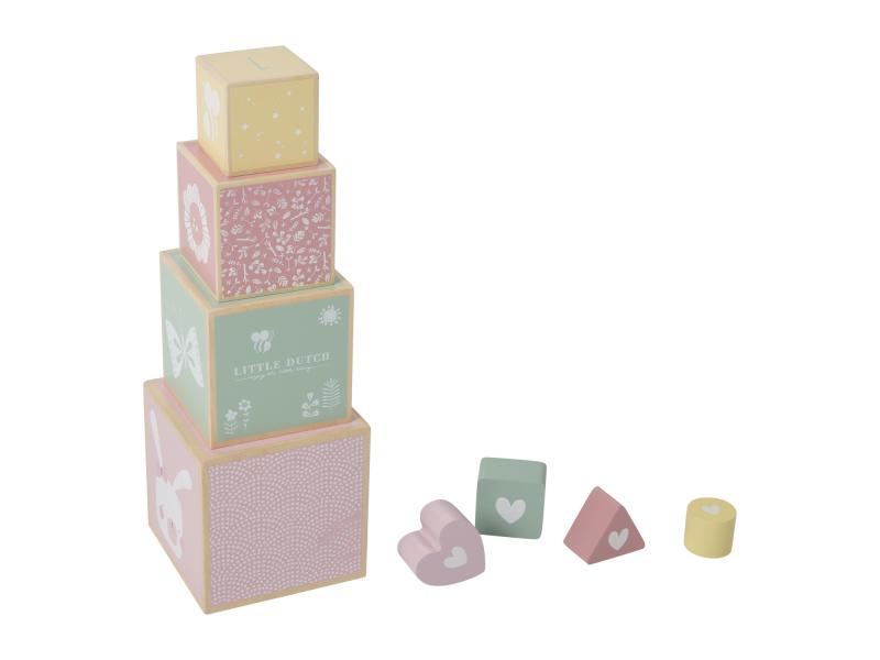 Skladacia veža pink